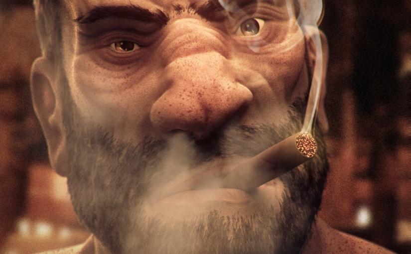 Smoke (close up)