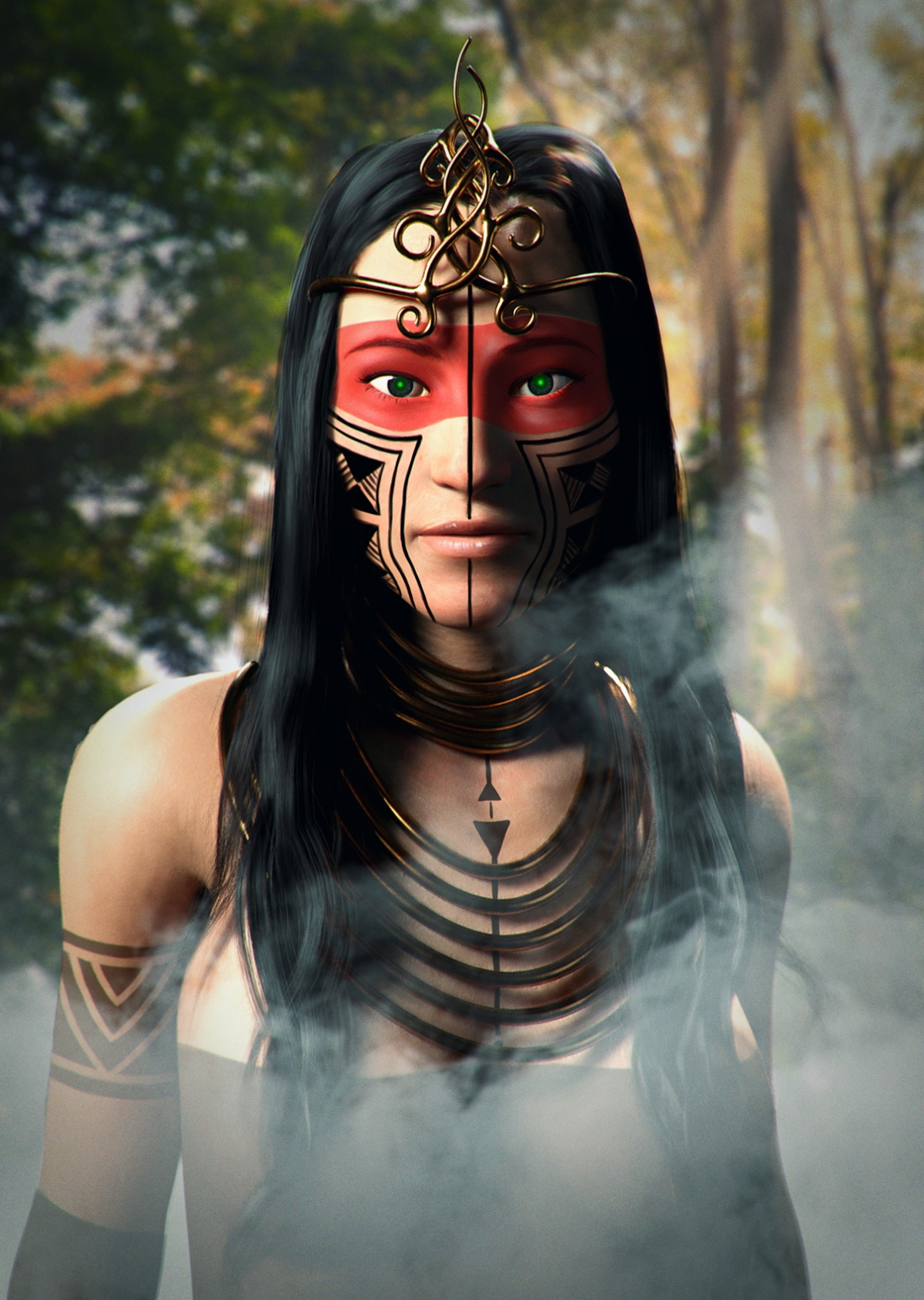 NativeGirl